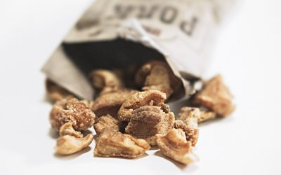 Dr. Bob Recommends… Pork Scratchings!