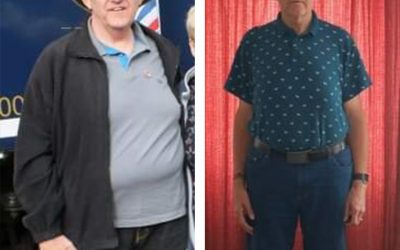 A year with Simple As Fat and 76lbs gone