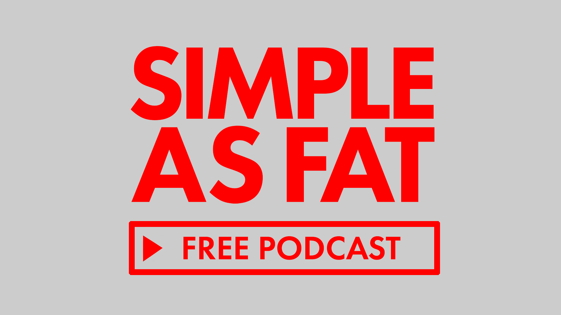 Has Simple as Fat #LCHF cured Jon Gaunt's deafness?