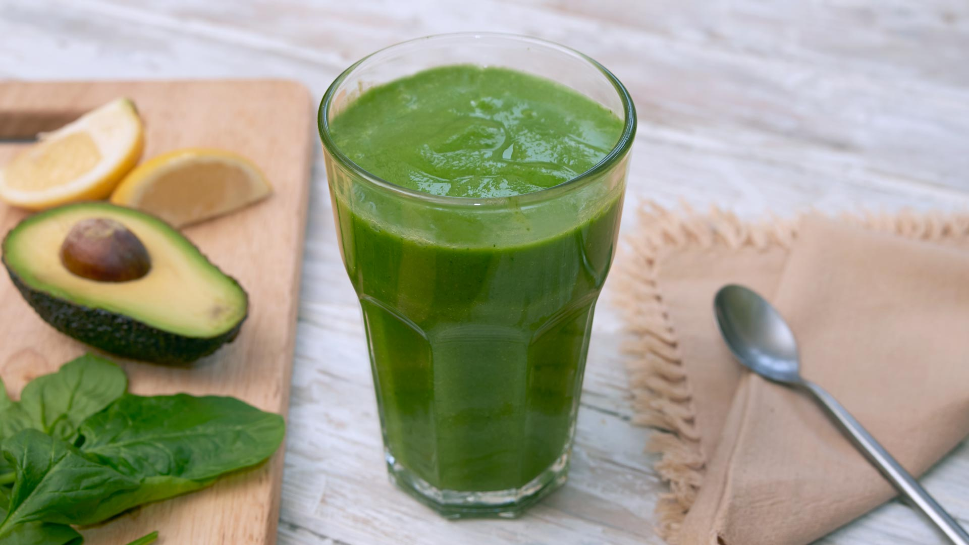Zingy Green Smoothie
